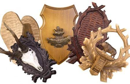 Медальйони різного дизайну
