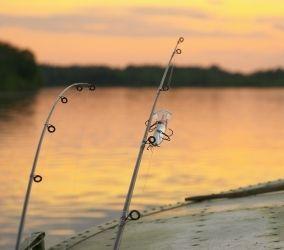 Осіння рибалка спінінгом