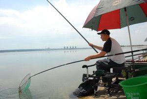 Особливості лову на поплавкову вудку деяких видів риб: щуки, краснопірка, сазана, харіуса, головня, чехоні, уклейки. Відео лову головня і краснопірка