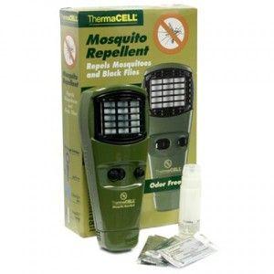 Відлякувач комах ThermaCELL - компактне і зручне рішення.