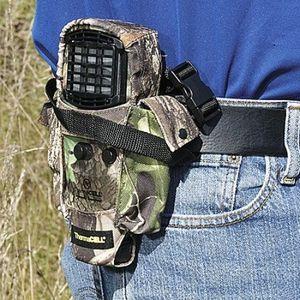 Відлякувач можна встановити стаціонарно або носити з собою.