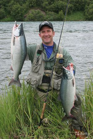 Відлякувач комах Thermacell можна застосовувати на рибалці.