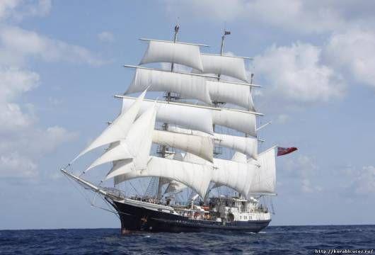 Парус (класифікація, деталі і назви корабельних вітрил)