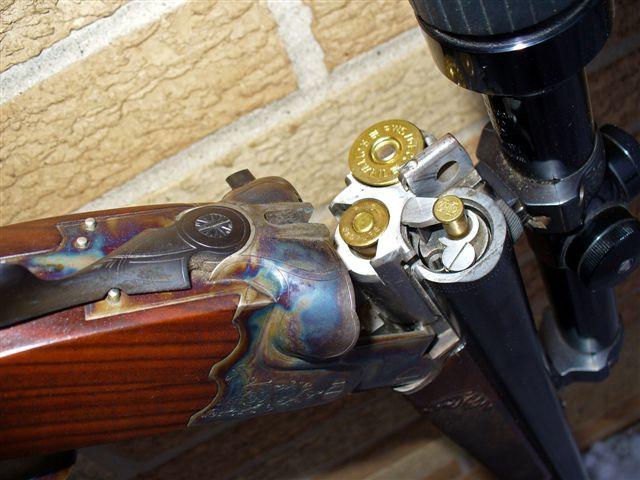 Трехстволка під різний калібр (1 ствол нарізний)