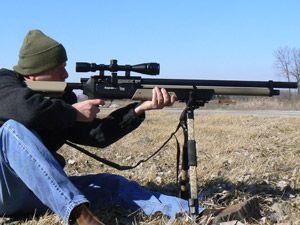 PCP рушницю для полювання