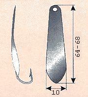 Смугаста полювання: великий окунь віддає перевагу велику блешню