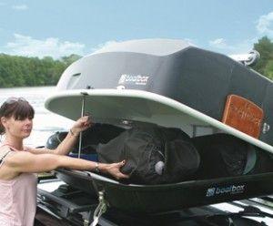 Представлена човен багажник bbi leisuretour