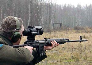 Тепловізійний приціл для полювання