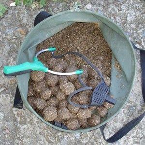 Прикормка риби за допомогою рогаток, як вибрати рогатку на риболовлю