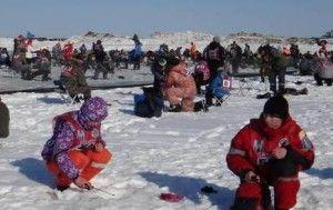 Пройшли чергові змагання «сахалінський лід --2015»