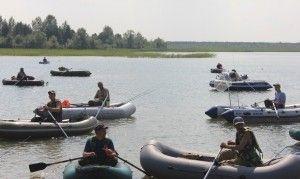 3 серпня на озері Дзеркальне пройшли рибальські змагання підсумки змагань