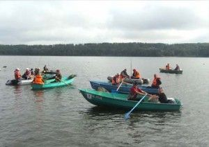 Пройшли змагання в солнечногорську на приз «мисливець і рибалка»