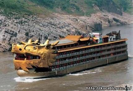 Подорож по річці янцзи на круїзному судні «mv dragon» компанії «dragon cruises»