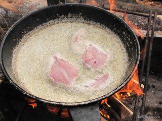 Рецепт приготування - смажена філе рябчиків