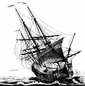 Малюємо кораблі