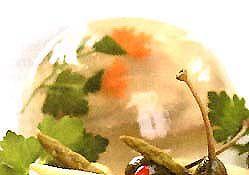 Холодець з риба під подвійним бульйоном