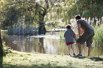 Риболовля в липні