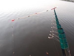 Риболовля на бічній кивок