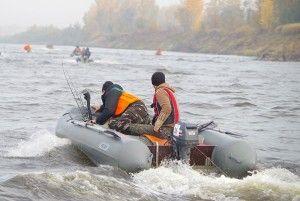 Рибальський турнір вперше пройшов в кіровської області