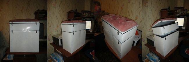 Саморобні рибальські ящики
