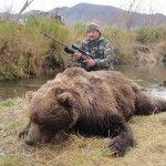 Зал полювання на Камчатці