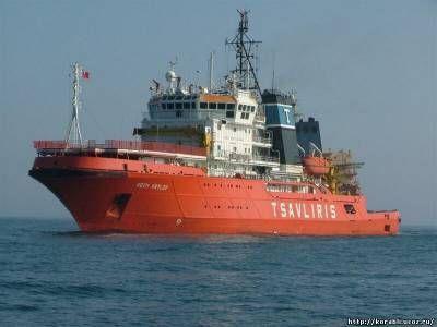 Найбільший морський буксир в світі «fotiy krylov»