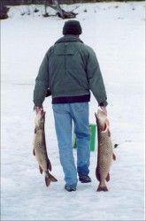 Секрети зимової риболовлі