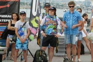 Севастополь провів змагання з рокфішінгу в день рибалки