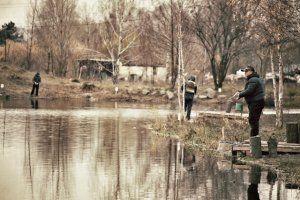 Змагання з ловлі форелі