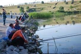 Змагання зі спортивної ловлі риби в ракитянський районі