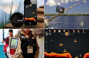 Сучасні технологічні пристрої для риболовлі