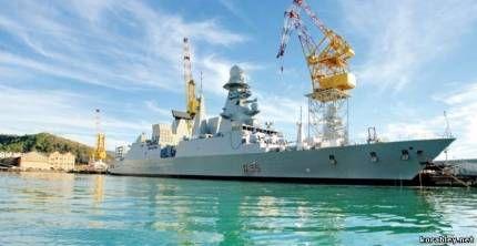 Будівництво есмінців класу «hms daring» для британських вмс йде швидше встановленого графіка
