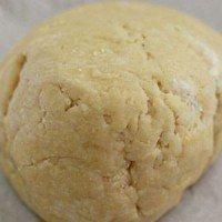 Варене тісто на карася з пшеничного і житнього борошна