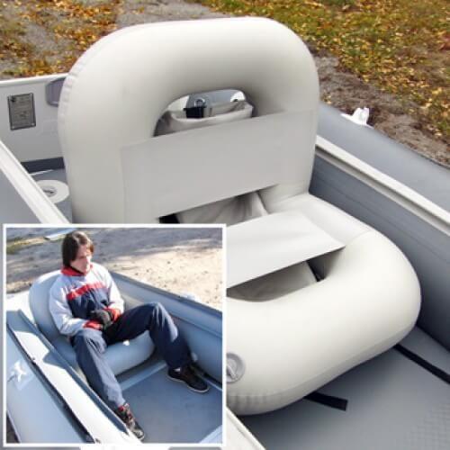 модернізація човнів пвх для риболовлі