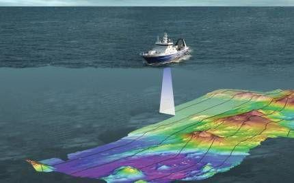 Тривимірні морські карти