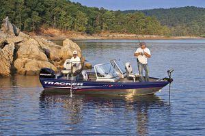 Вибір місце для тролінговой риболовлі
