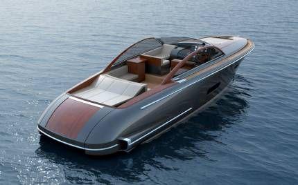 Турецька моторна яхта серії vanguard