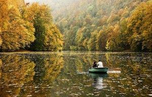 Ловля щуки на спінінг восени - вибір погодних умов