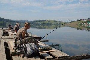 Усть-катав стає містом спортивного рибальства