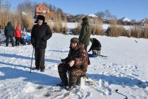У унях завершилися змагання з зимової ловлі риби