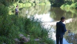 У черняхівському пройшли змагання зі спортивної ловлі риби