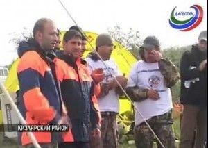 У дагестані відбулися змагання з ловлі риби на вудку