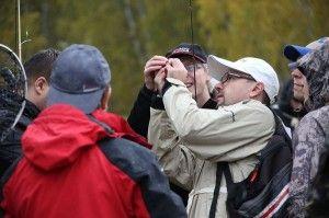 У єкатеринбурзі відбувся рибальський турнір з ловлі форелі