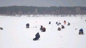 У «місті супутнику» пройшли змагання з ловлі риби на мормишку