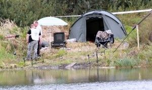 У ісількульском районі пройшов марафон з ловлі риби