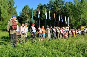 У курмінском затоці пройшли змагання під назвою «щелепи-2014»