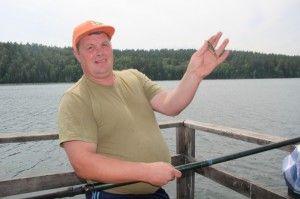 У літній рибалці в ват «ангарскцемент» взяло участь 12 осіб