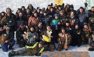 У московській області завершилися змагання з рибної ловлі