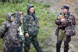 У Нижньогородській області пройшли змагання з ловлі риби спінінгом результати