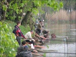 В околицях надима відбувся турнір з рибної ловлі